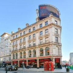 Апартаменты Piccadilly Circus Apartments городской автобус