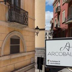 Отель Affittacamere Arcobaleno городской автобус