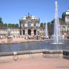 Отель Courtyard by Marriott Dresden фото 7