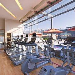 Отель Sheraton North City Сиань фитнесс-зал фото 2