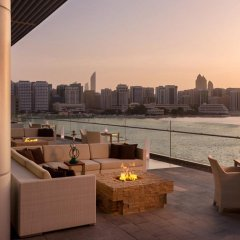 Отель Rosewood Abu Dhabi балкон
