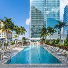 Отель Conrad Miami бассейн фото 2
