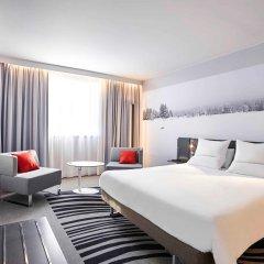 Отель Novotel Amsterdam City 4* Представительский номер фото 2