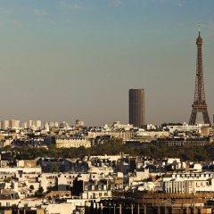 Отель ibis Styles Paris Alesia Montparnasse городской автобус