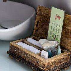 Отель Kinbe Deluxe Boutique Плая-дель-Кармен ванная