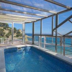 Отель Rosamar Maxim - Adults Only Испания, Льорет-де-Мар - 1 отзыв об отеле, цены и фото номеров - забронировать отель Rosamar Maxim - Adults Only онлайн бассейн