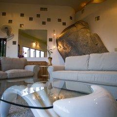 Отель Monkey Flower Villas Таиланд, Остров Тау - отзывы, цены и фото номеров - забронировать отель Monkey Flower Villas онлайн интерьер отеля