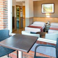 Отель Catalonia Park Güell 3* Стандартный номер с различными типами кроватей фото 27