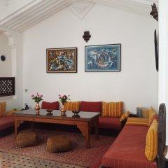 Отель Riad Arous Chamel Марокко, Танжер - 1 отзыв об отеле, цены и фото номеров - забронировать отель Riad Arous Chamel онлайн интерьер отеля