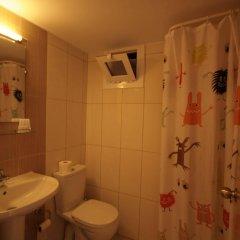 Отель Dimitris Paritsa Hotel Греция, Кос - отзывы, цены и фото номеров - забронировать отель Dimitris Paritsa Hotel онлайн ванная