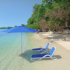 Отель Hedonism II All Inclusive Resort пляж