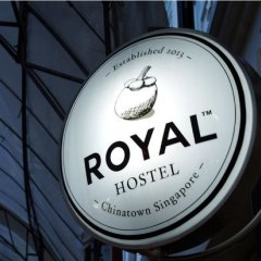 Royal Hostel Сингапур