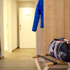 Отель FIVE Германия, Нюрнберг - отзывы, цены и фото номеров - забронировать отель FIVE онлайн фитнесс-зал