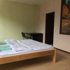 Haberberg Hostel Калининград комната для гостей фото 4