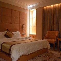 Отель Marine Garden Сямынь комната для гостей