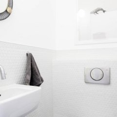 Апартаменты PrenzlBed Apartments ванная фото 2