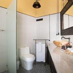 Отель Suites Los Camilos - Adults Only Мексика, Мехико - отзывы, цены и фото номеров - забронировать отель Suites Los Camilos - Adults Only онлайн ванная фото 2