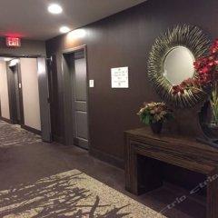 Отель Homewood Suites by Hilton Columbus/OSU, OH США, Верхний Арлингтон - отзывы, цены и фото номеров - забронировать отель Homewood Suites by Hilton Columbus/OSU, OH онлайн интерьер отеля