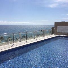 Отель Rosamar Maritim Испания, Льорет-де-Мар - 1 отзыв об отеле, цены и фото номеров - забронировать отель Rosamar Maritim онлайн бассейн фото 2
