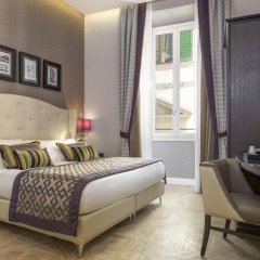 Hotel Spadai Флоренция комната для гостей фото 4
