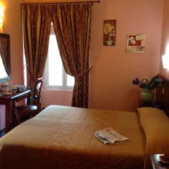 Отель Bellavista Италия, Фраскати - отзывы, цены и фото номеров - забронировать отель Bellavista онлайн комната для гостей фото 3
