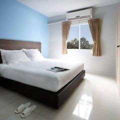Отель Praso Ratchada Таиланд, Бангкок - отзывы, цены и фото номеров - забронировать отель Praso Ratchada онлайн комната для гостей