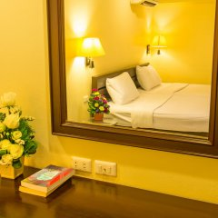 Отель Krabi City Seaview Краби комната для гостей фото 4