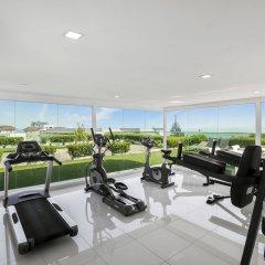Отель Club Royal Паттайя фитнесс-зал фото 2