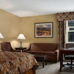 Ramada Plaza Hotel And Conference Center Колумбус удобства в номере