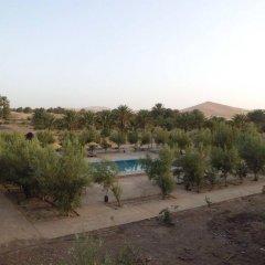 Отель Haven La Chance Desert Hotel Марокко, Мерзуга - отзывы, цены и фото номеров - забронировать отель Haven La Chance Desert Hotel онлайн балкон