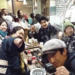 Bakpak Tokyo Hostel Токио питание фото 2