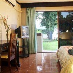 Отель Nanai Residence 3* Стандартный номер разные типы кроватей фото 3