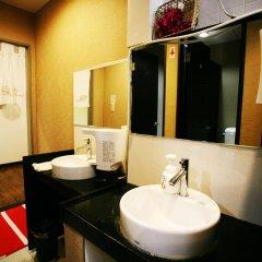 Отель Hikari House Токио ванная