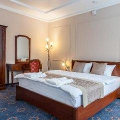 Парк-отель Сосновый Бор 4* Стандартный номер разные типы кроватей фото 3