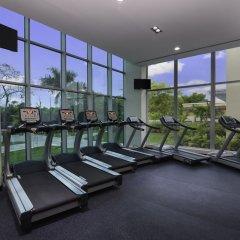 Отель Iberostar Bavaro Suites - All Inclusive фитнесс-зал фото 2