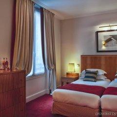 Отель Hôtel Waldorf Trocadéro комната для гостей фото 5