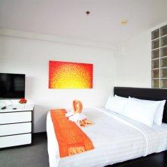 Отель Patong Tower 2.3 Patong Beach by PHR Таиланд, Патонг - отзывы, цены и фото номеров - забронировать отель Patong Tower 2.3 Patong Beach by PHR онлайн комната для гостей фото 2