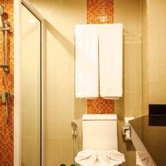 Отель New Nordic Marcus Таиланд, Паттайя - 12 отзывов об отеле, цены и фото номеров - забронировать отель New Nordic Marcus онлайн ванная фото 2