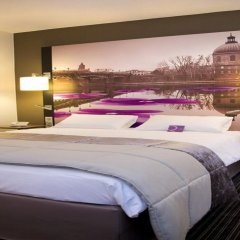 Отель Mercure Toulouse Centre Wilson Capitole hotel Франция, Тулуза - отзывы, цены и фото номеров - забронировать отель Mercure Toulouse Centre Wilson Capitole hotel онлайн комната для гостей фото 2