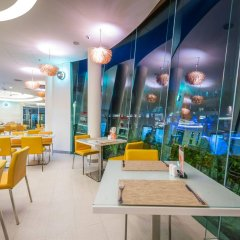 Отель The Beach Heights Resort Таиланд, Пхукет - 7 отзывов об отеле, цены и фото номеров - забронировать отель The Beach Heights Resort онлайн питание фото 3