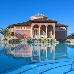 Отель Melia Villaitana бассейн