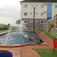 Отель Golden Valley Hotel Enugu Нигерия, Нсукка - отзывы, цены и фото номеров - забронировать отель Golden Valley Hotel Enugu онлайн фото 7