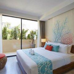 Отель Bandara Phuket Beach Resort 4* Стандартный номер с различными типами кроватей фото 7