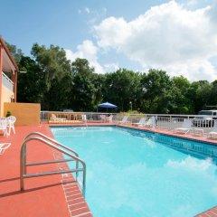 Отель Quality Inn Sarasota North бассейн фото 2