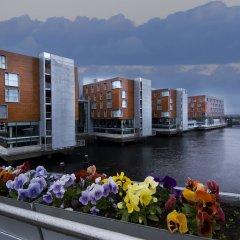 Отель Scandic Nidelven Норвегия, Тронхейм - отзывы, цены и фото номеров - забронировать отель Scandic Nidelven онлайн балкон