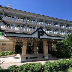 Club Hotel Pineta - All Inclusive вид на фасад