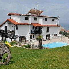 Отель Residência Água de Madeiros спортивное сооружение