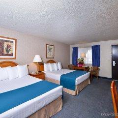 Отель Americas Best Value Inn Downtown Las Vegas США, Лас-Вегас - отзывы, цены и фото номеров - забронировать отель Americas Best Value Inn Downtown Las Vegas онлайн комната для гостей фото 2