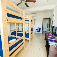 Отель The Mermaid Hostel Beach - Adults Only Мексика, Канкун - отзывы, цены и фото номеров - забронировать отель The Mermaid Hostel Beach - Adults Only онлайн детские мероприятия фото 5