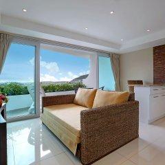 Отель Shanaya Residence Ocean View Kata Пхукет комната для гостей фото 3